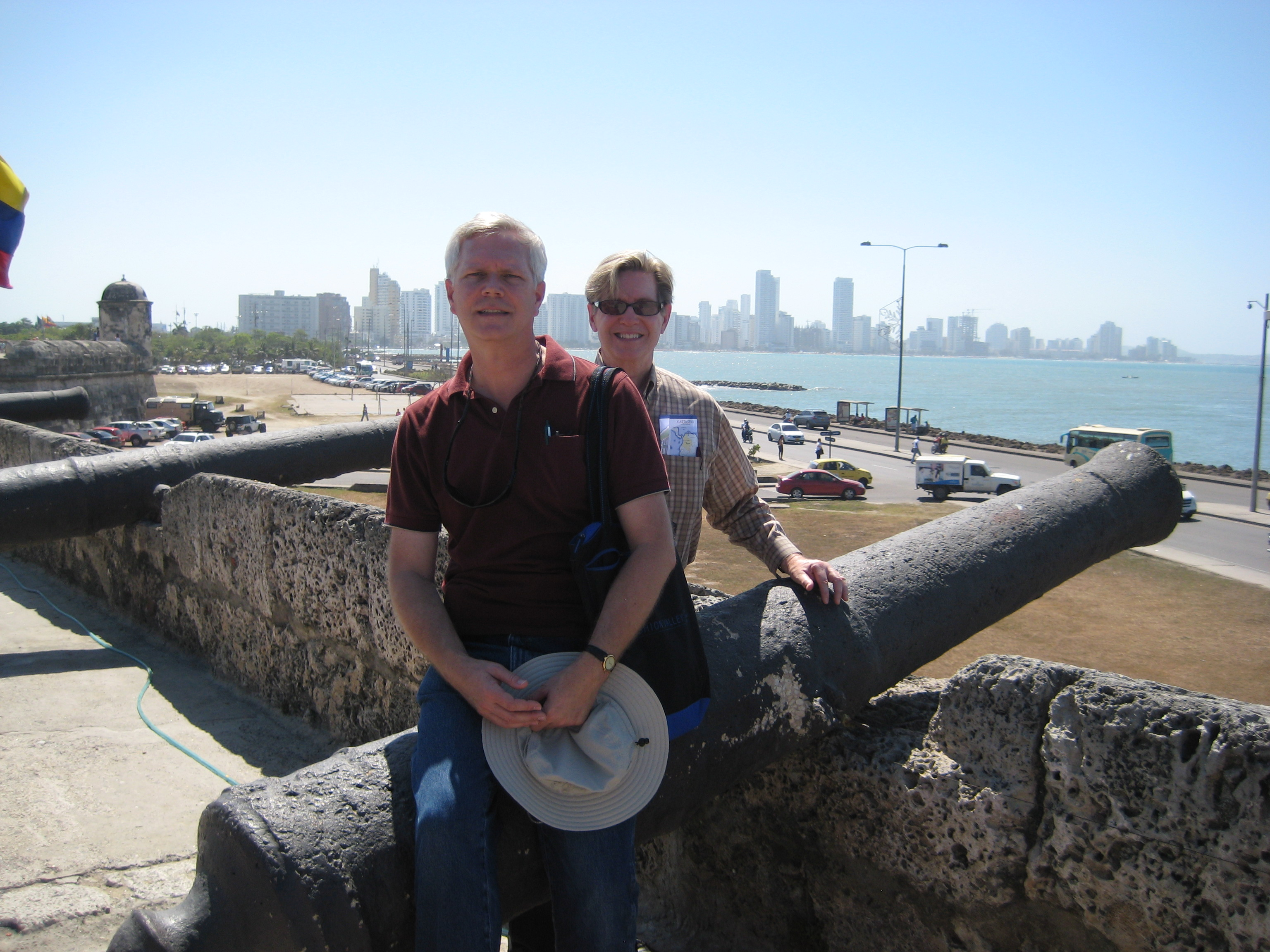 Cartagena, Columbia 2013