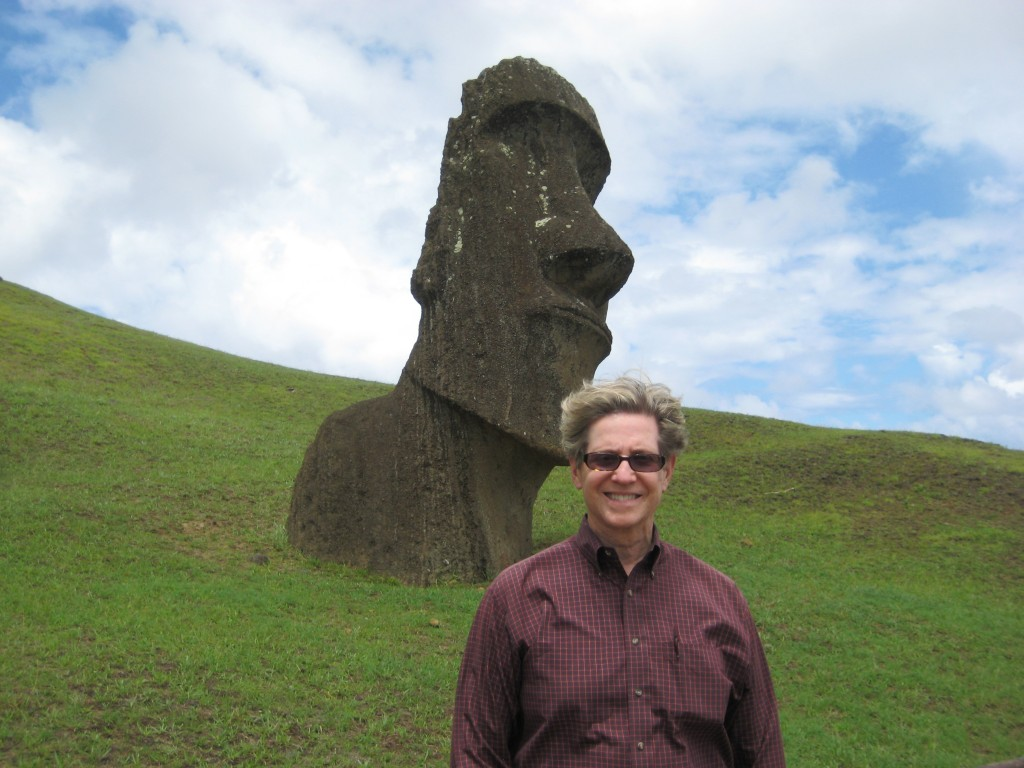Easter Island Kent and Moai