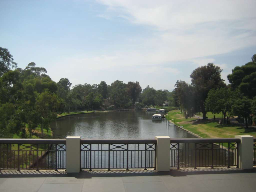 Downtown Adelaide Park