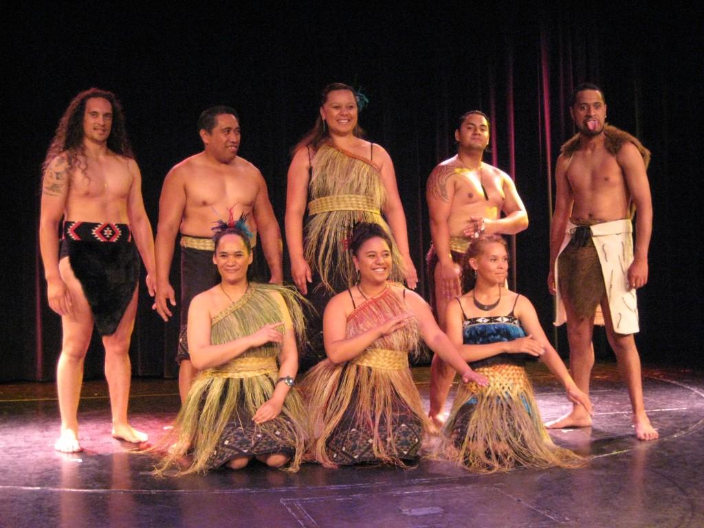 Maori Folkloric Show