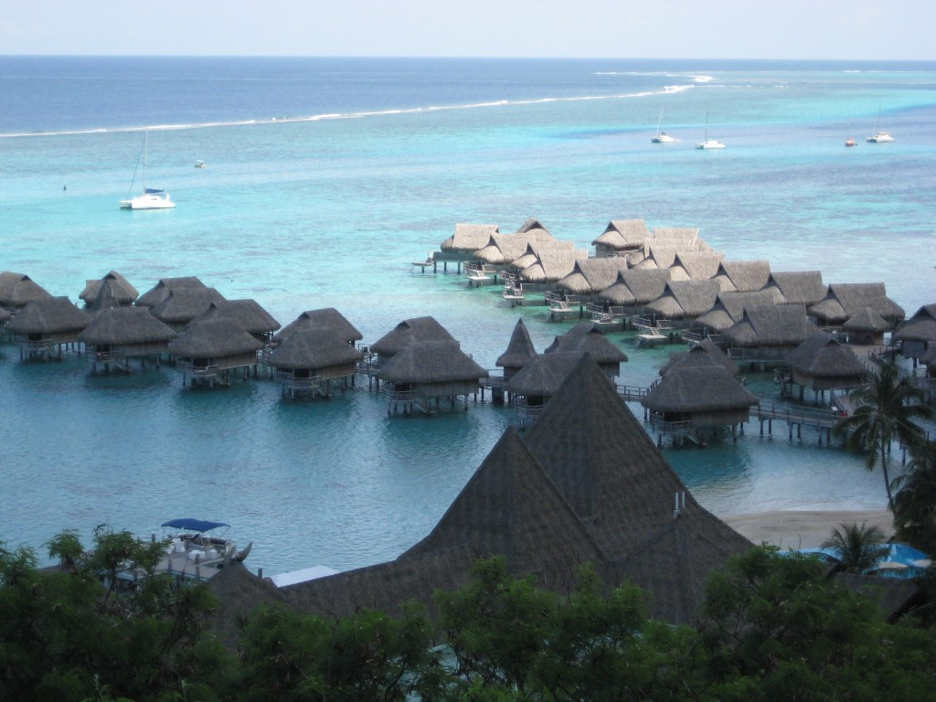 Hotel Resort in Moorea