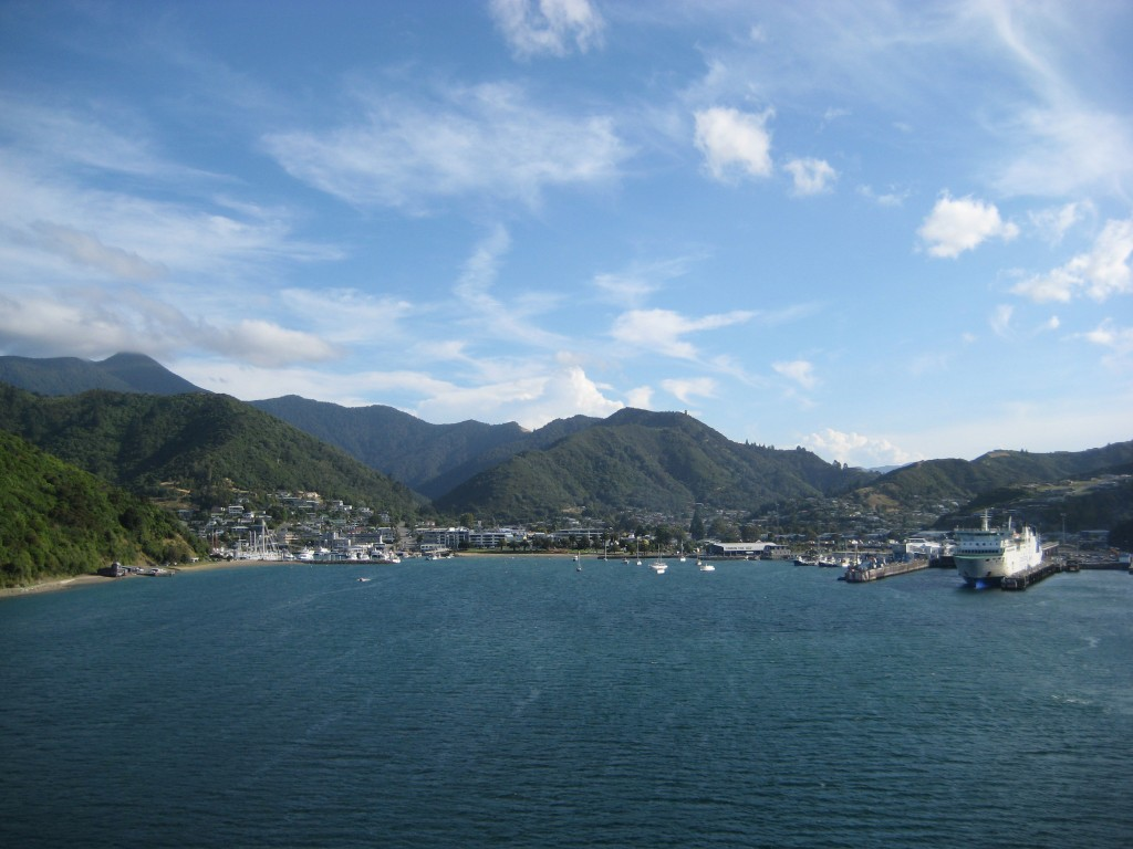 Picton New Zealand  city images : February 11, 2013 Picton, New Zealand | Mark Cujak's Blog