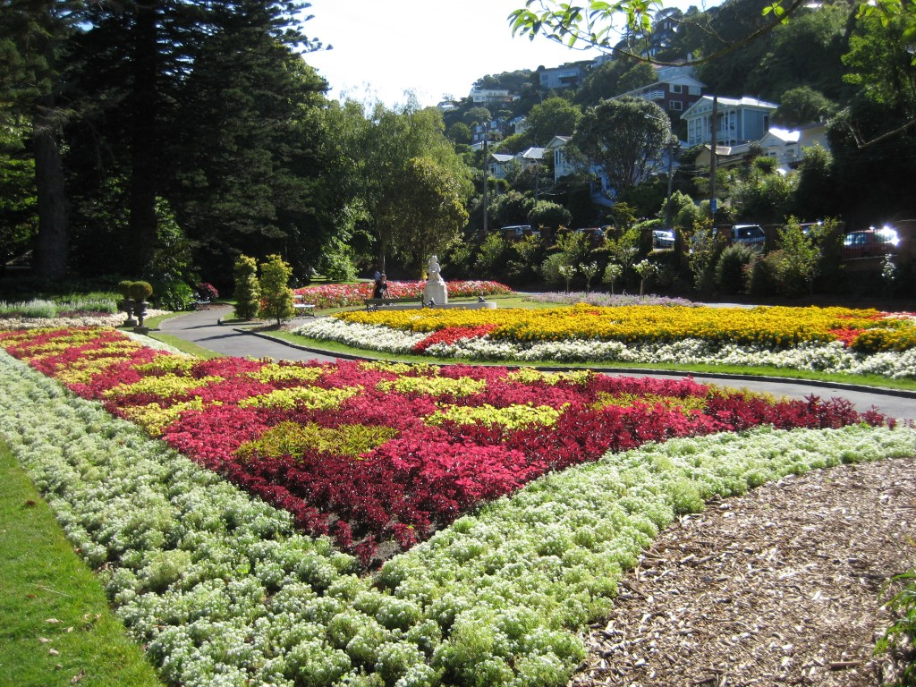 Wellington Botanical Garden