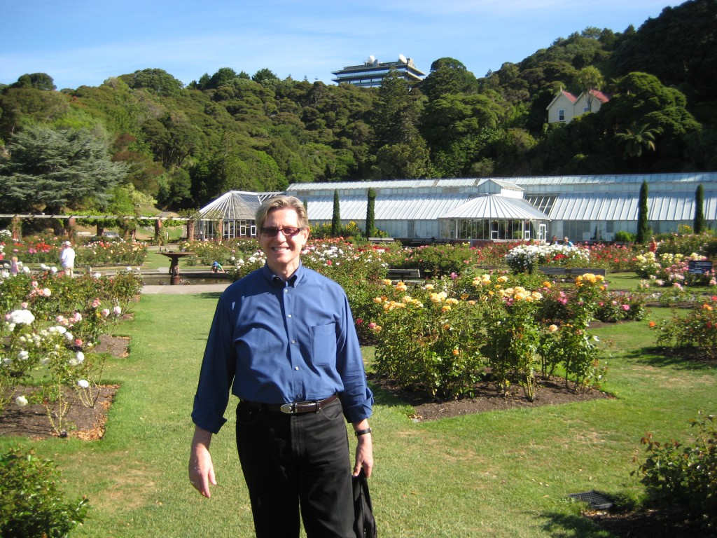 Wellington Botanical Rose Garden