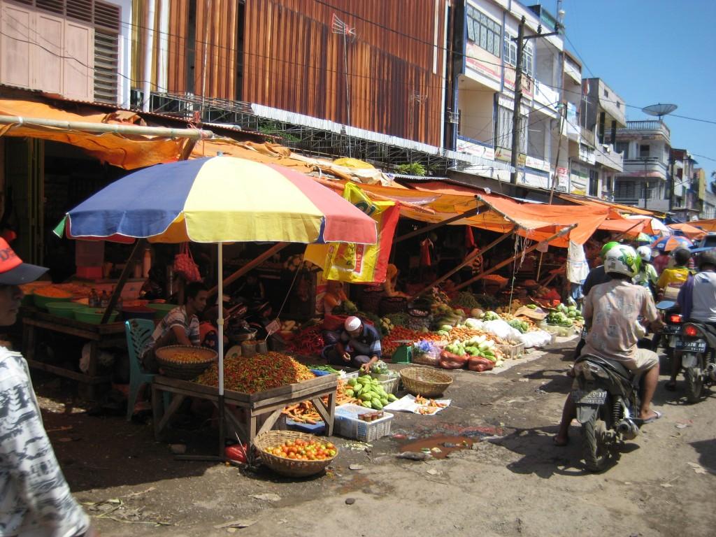 Makassar Outdoor Market