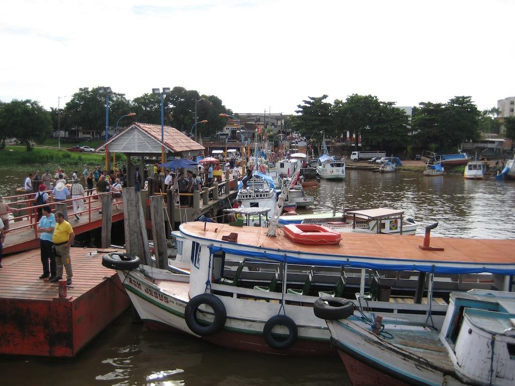 Tender Pier