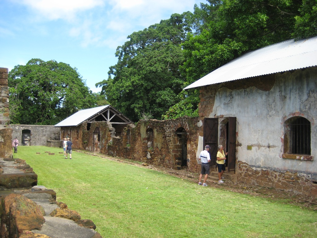 More Prison Ruins
