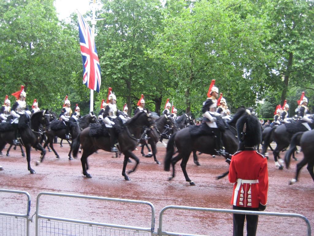 Queen Elizabeth's Horses