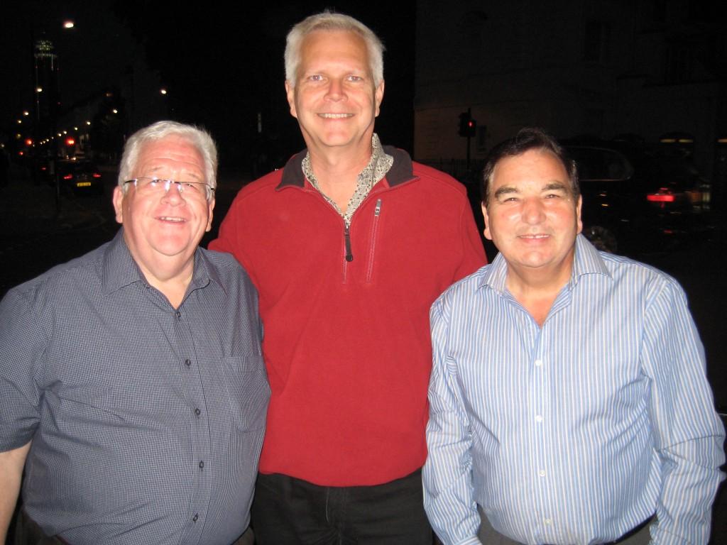 Mark, Paul and David