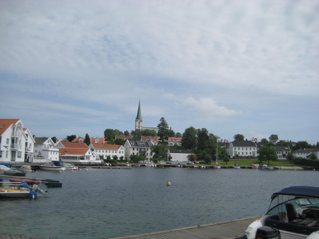 Lillesand Waterfront