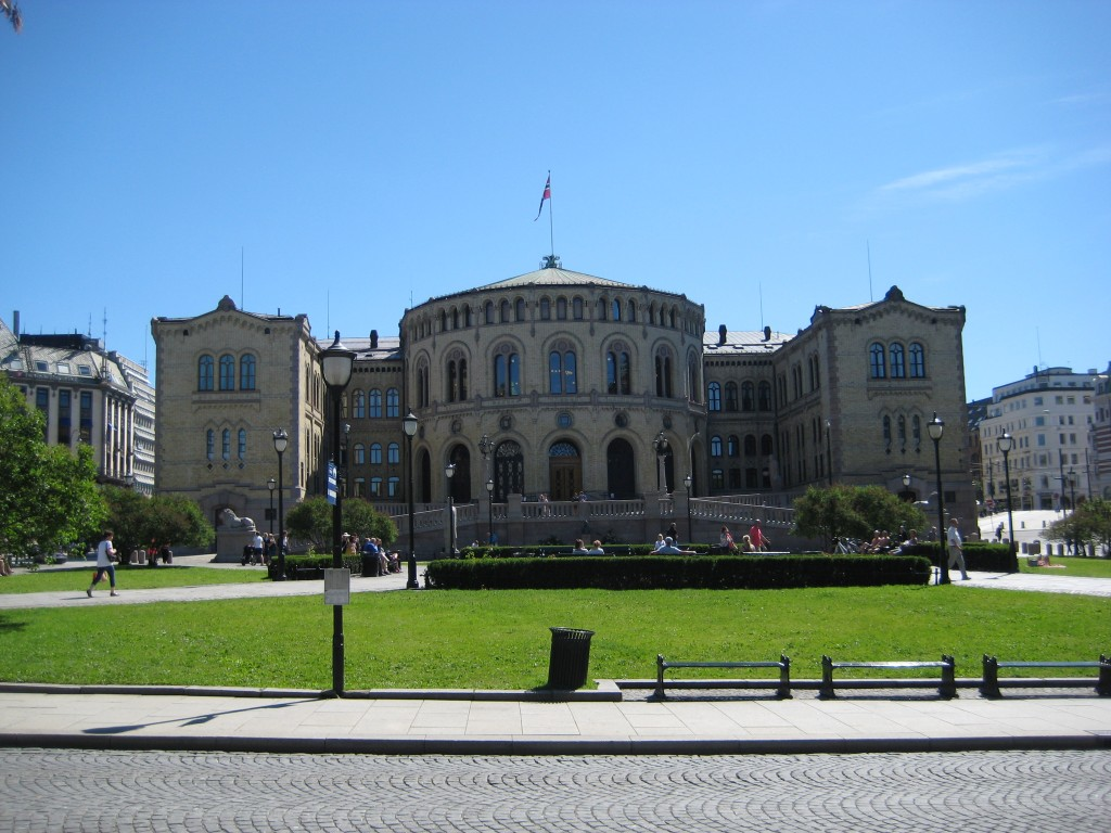 Oslo Parliament House