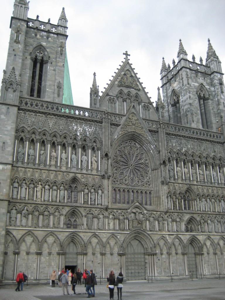 Trondheim Nidaros Cathedral