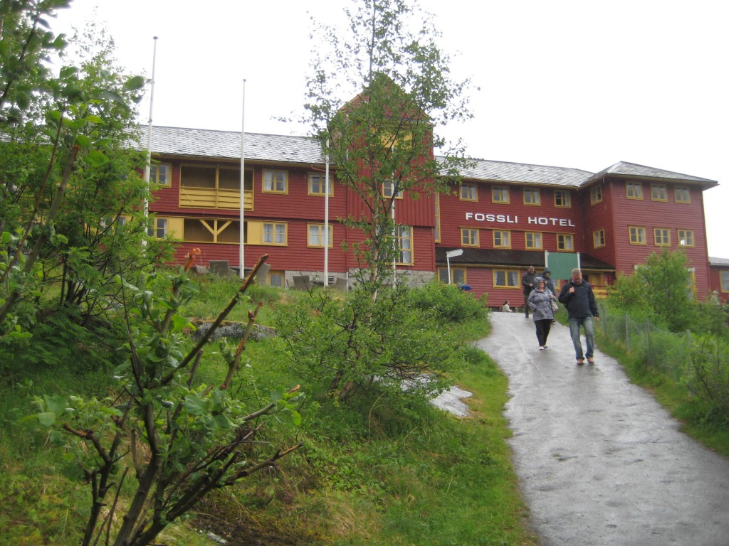 Ulvik Fossli Hotel