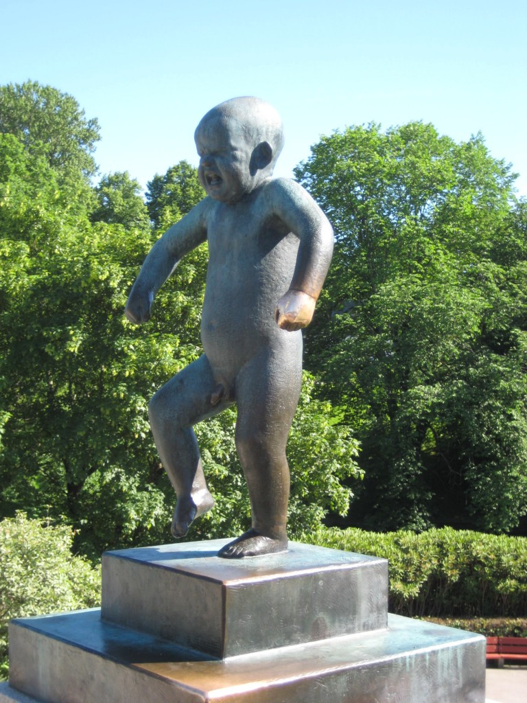 Vigeland Sculpture Garden