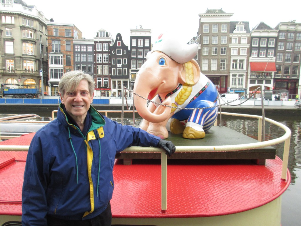 Amsterdam Kent and the Elephant