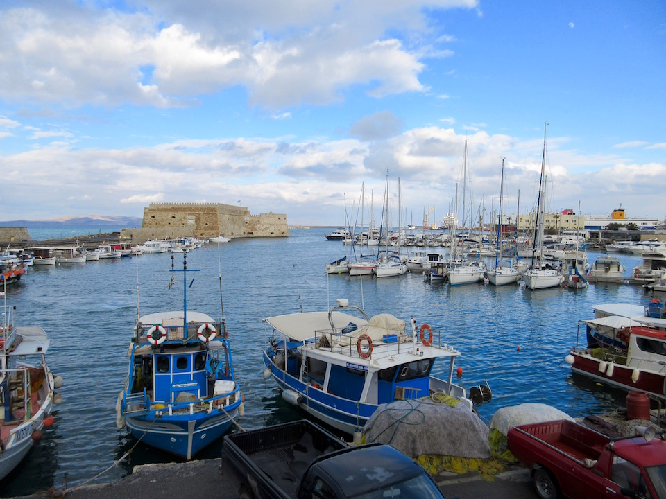 Iraklion Port