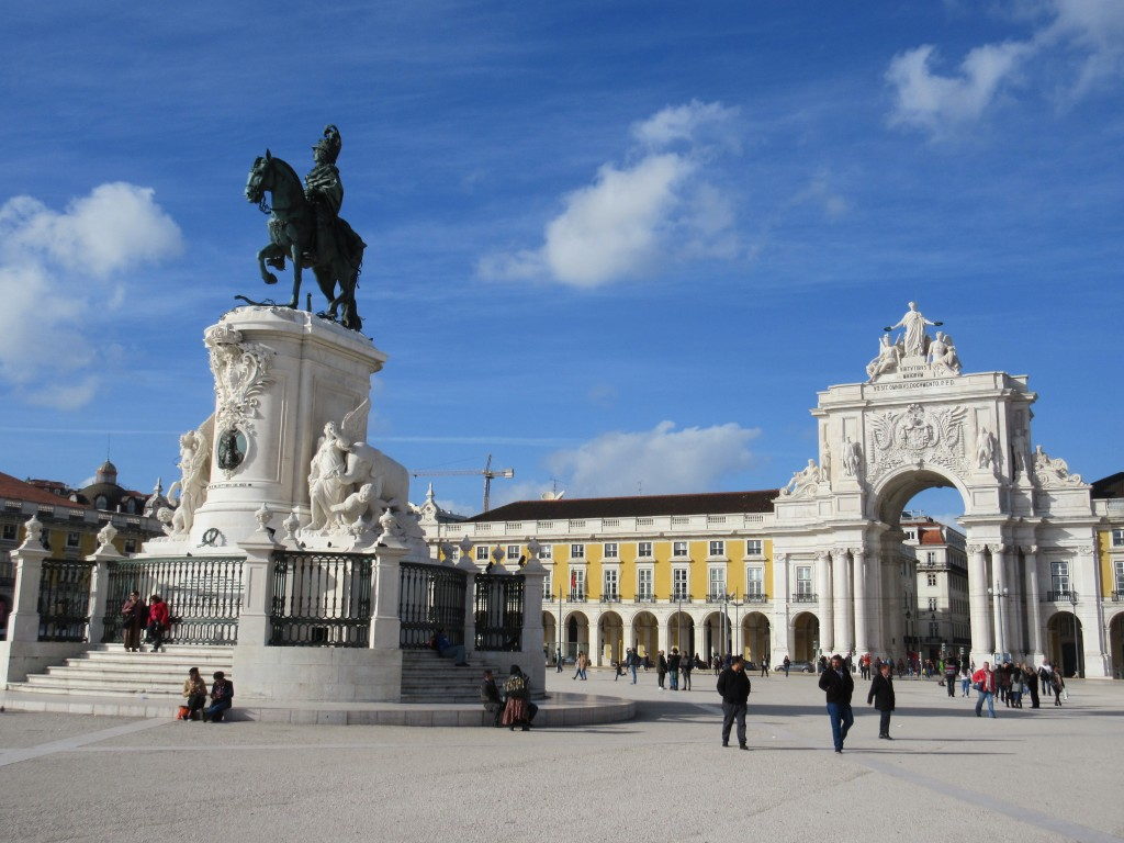 Lisbon-Arco de Aguasto