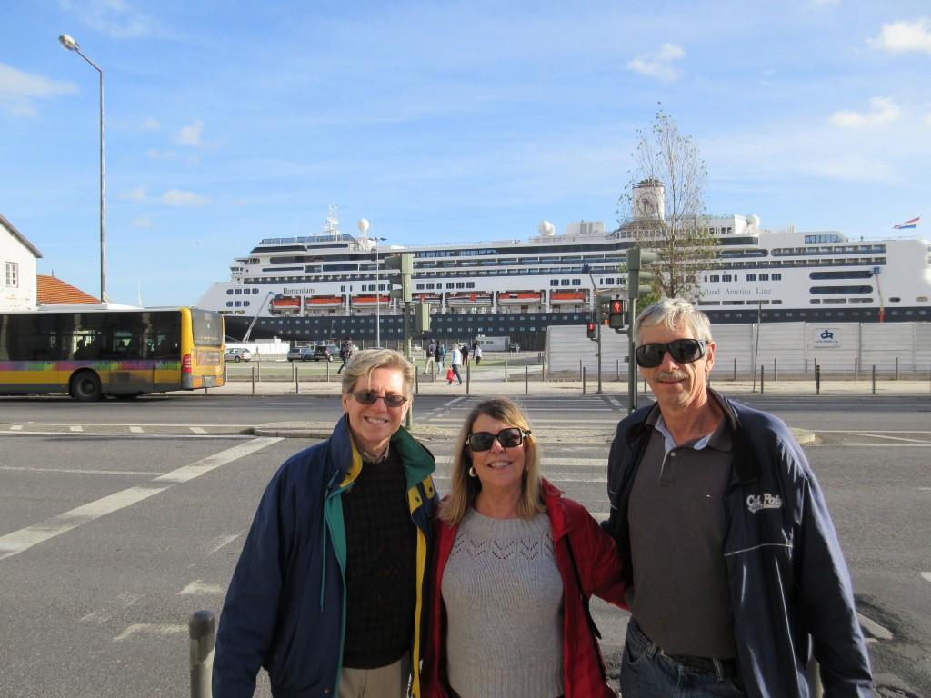 Lisbon - Kent, Brenda and Cory