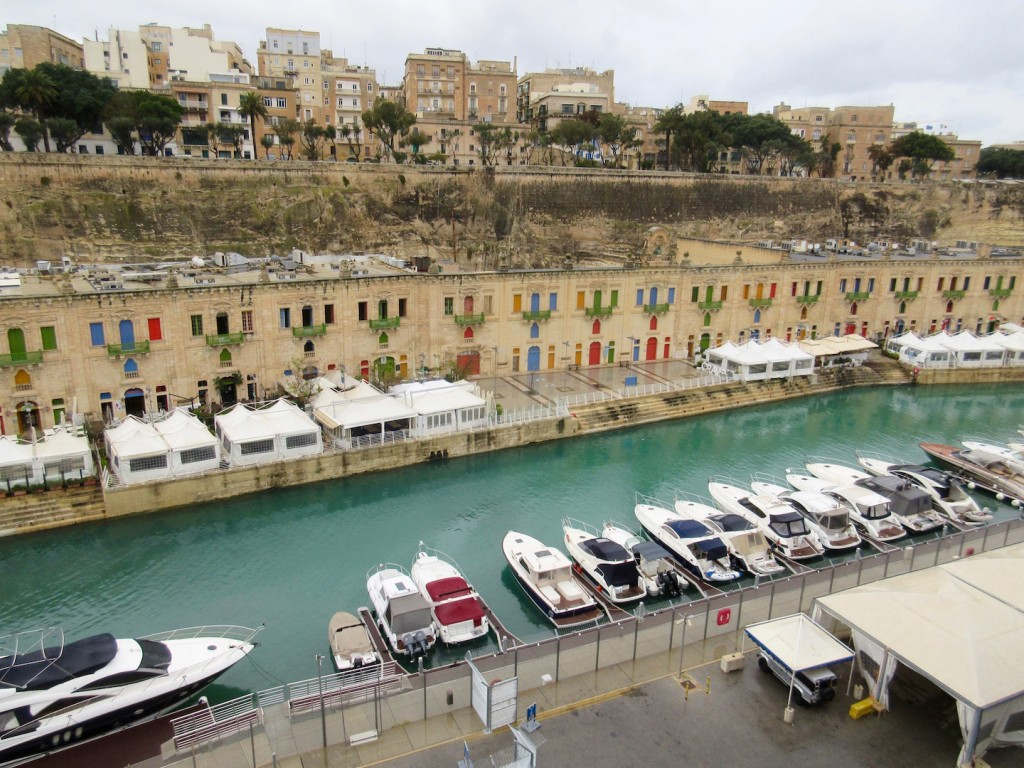 Malta-Harbor Front Shops