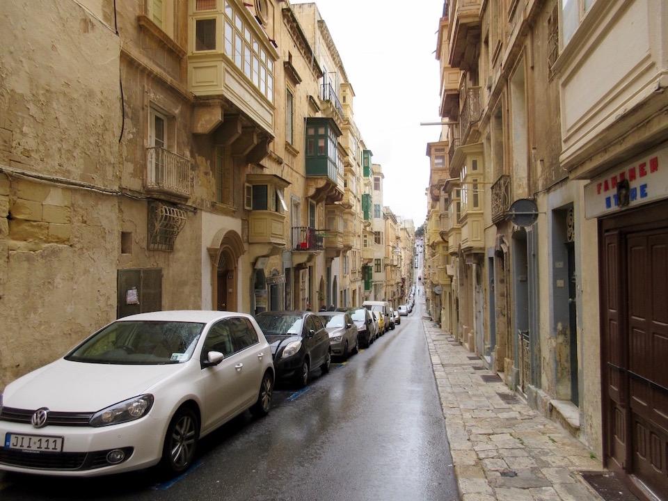 Malta-Valletta Street
