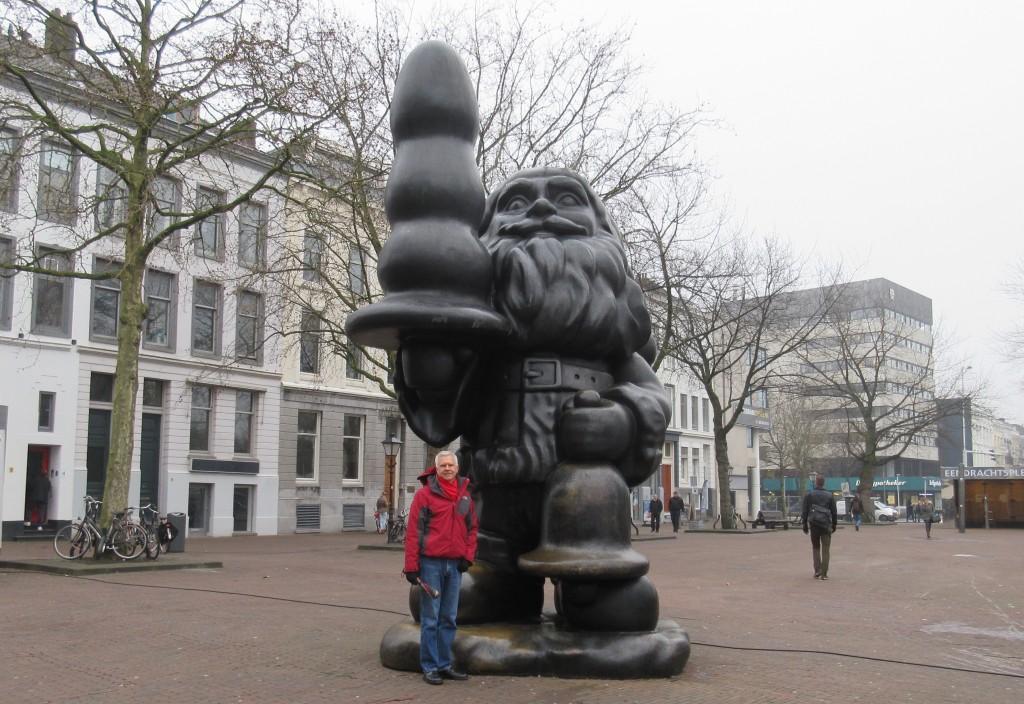 Rotterdam Santa Claus