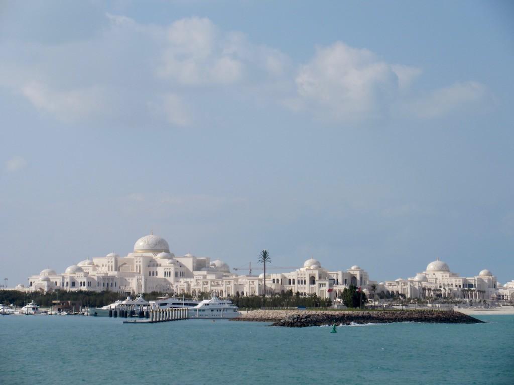 Abu Dhabi Royal Residence