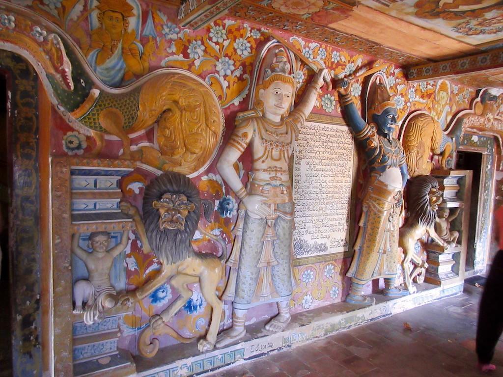 Hambantota - Mulkirigala Temple Caves