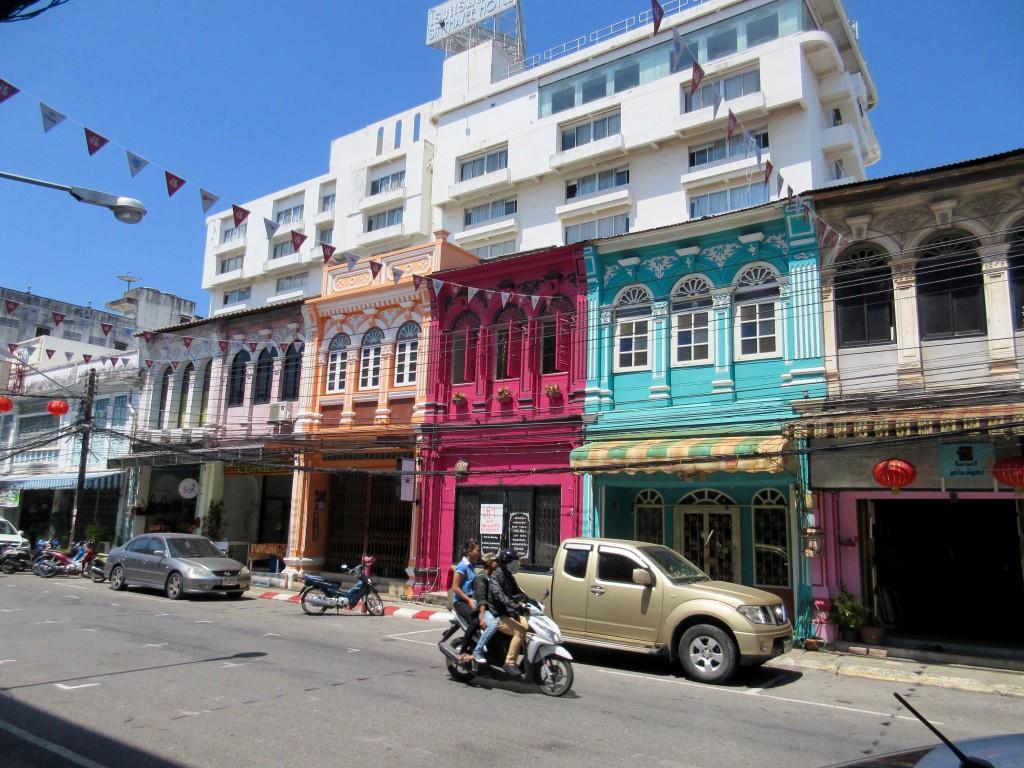 Phuket - Old Town