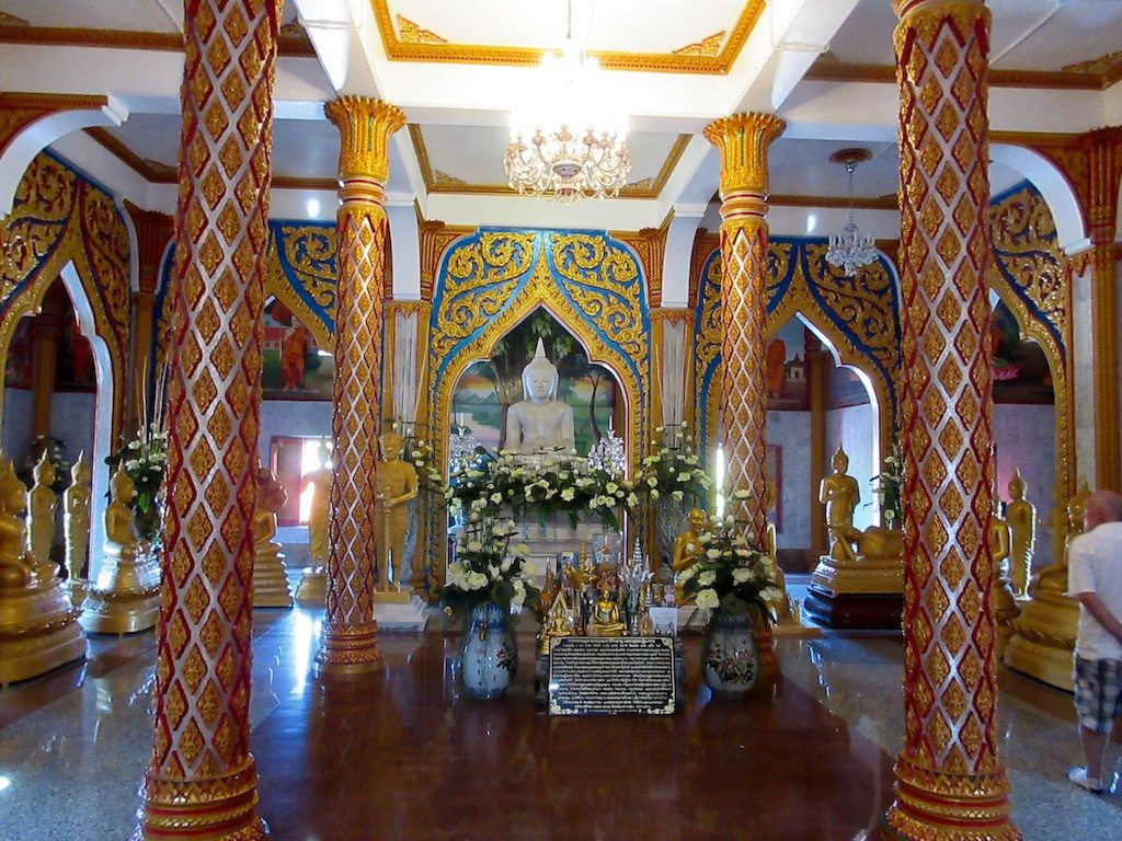 Phuket - Wat Chalong Temple