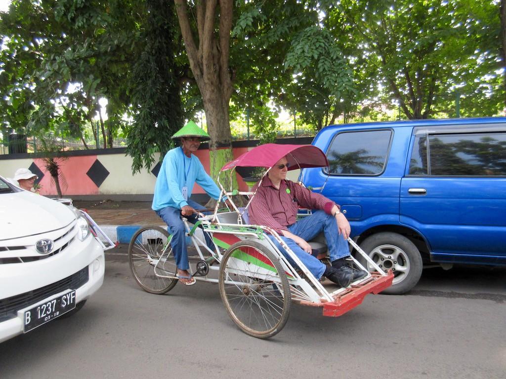 Probolinggo Pedicab