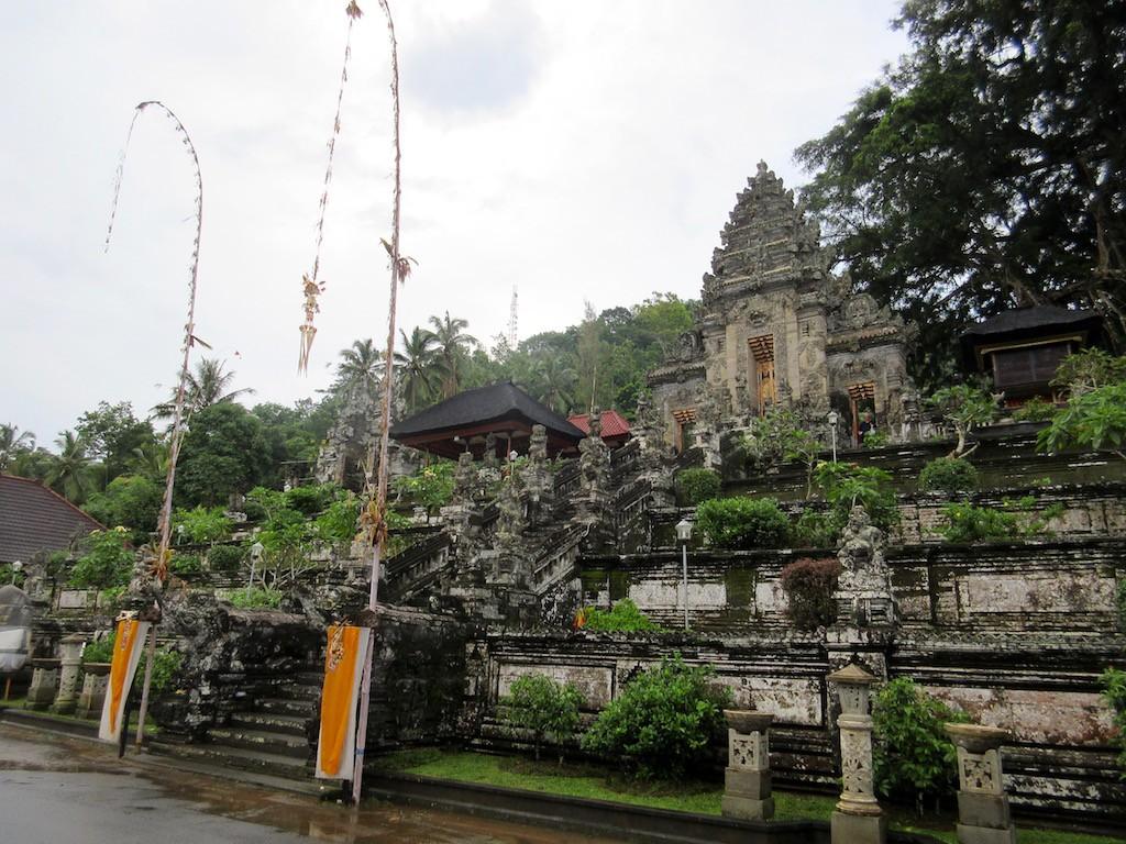 Bali - Pura Khan Temple