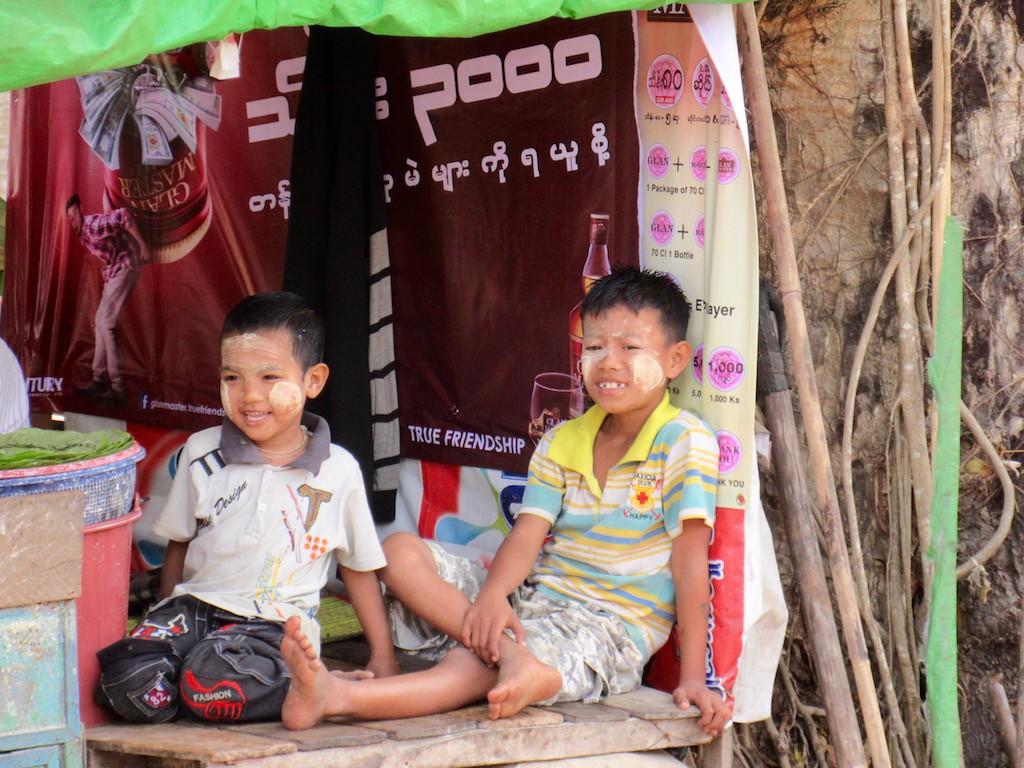 Thanlyin Village