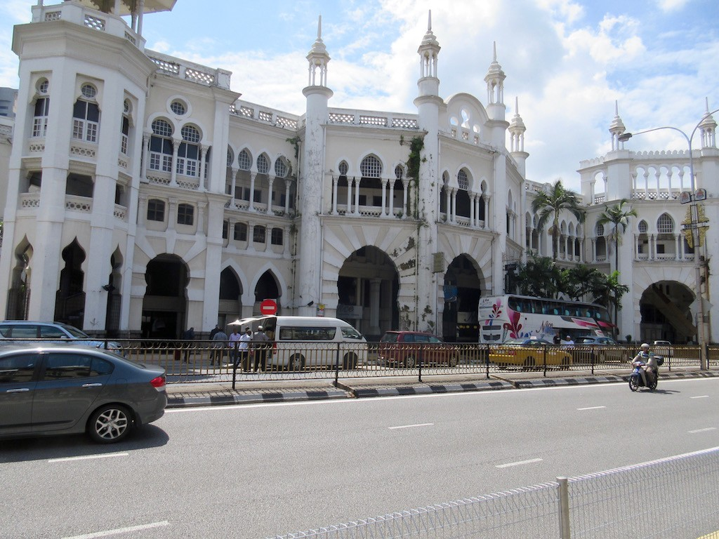 Kuala Lumpur Sultan Abdul Samad House