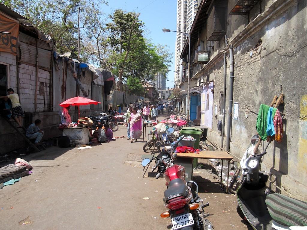 Mumbai, India - Street Scene