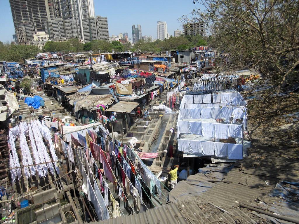 Mumbai, India - Dhobi Ghat