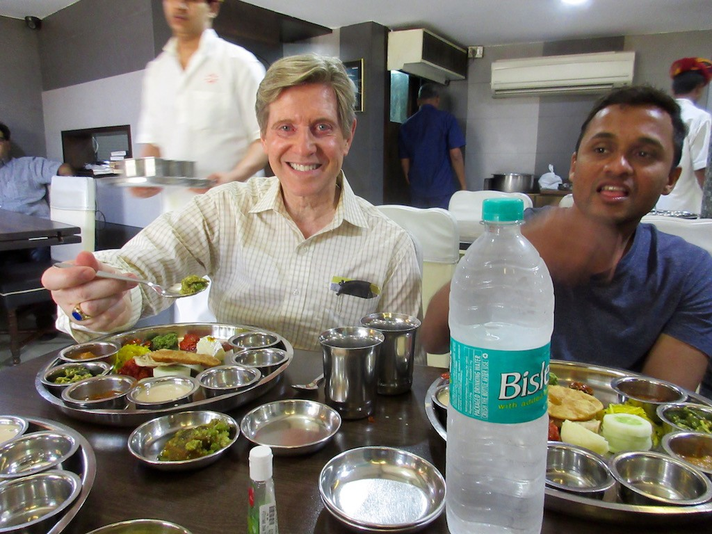 Mumbai, India - Lunch