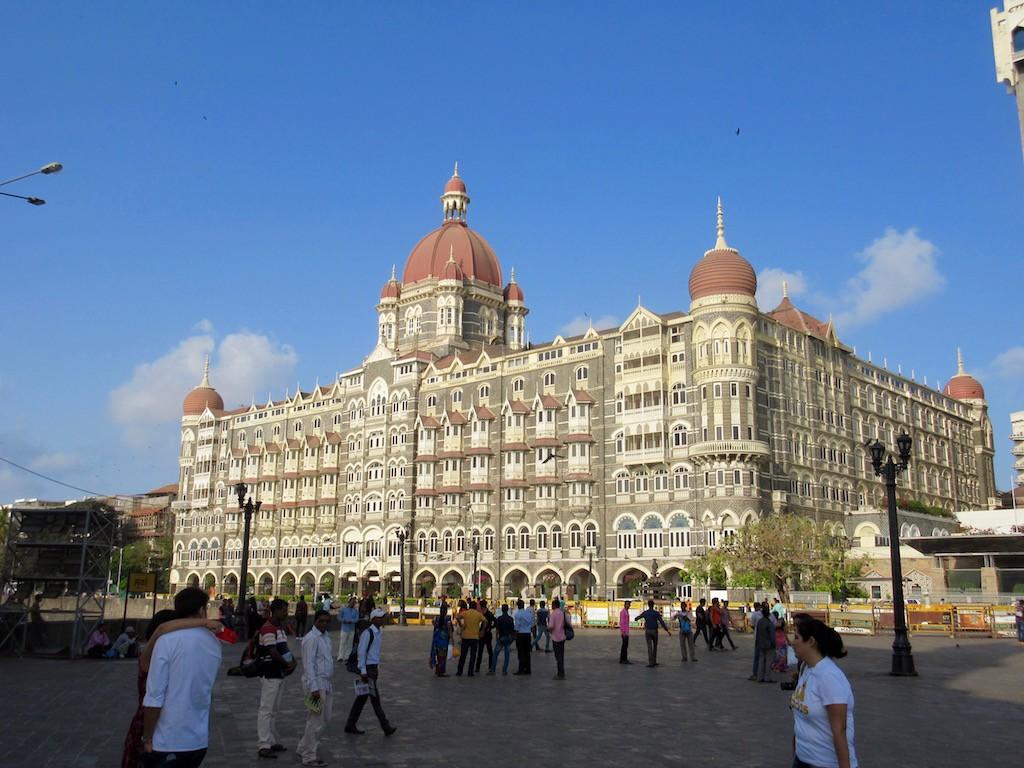 Mumbai, India - Taj Mahal Hotel