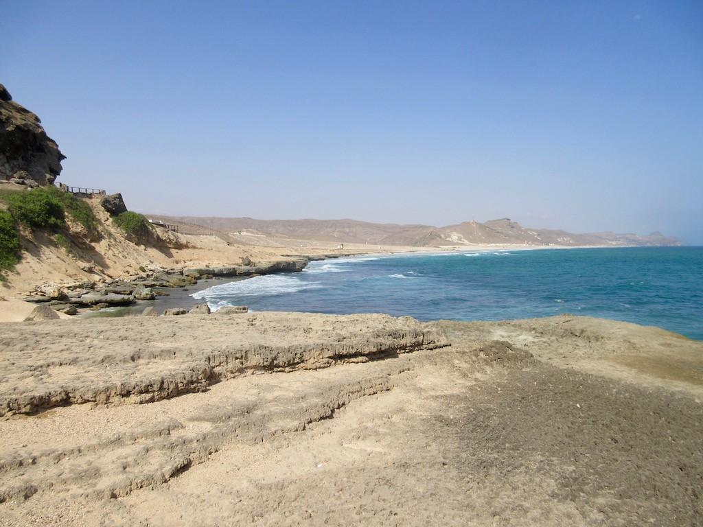 Salalah, Oman - Mughsail Beach