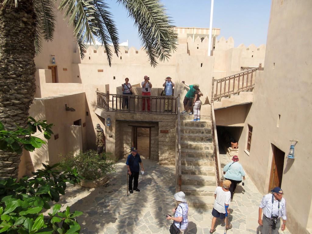 Salalah, Oman - Taqah Castle