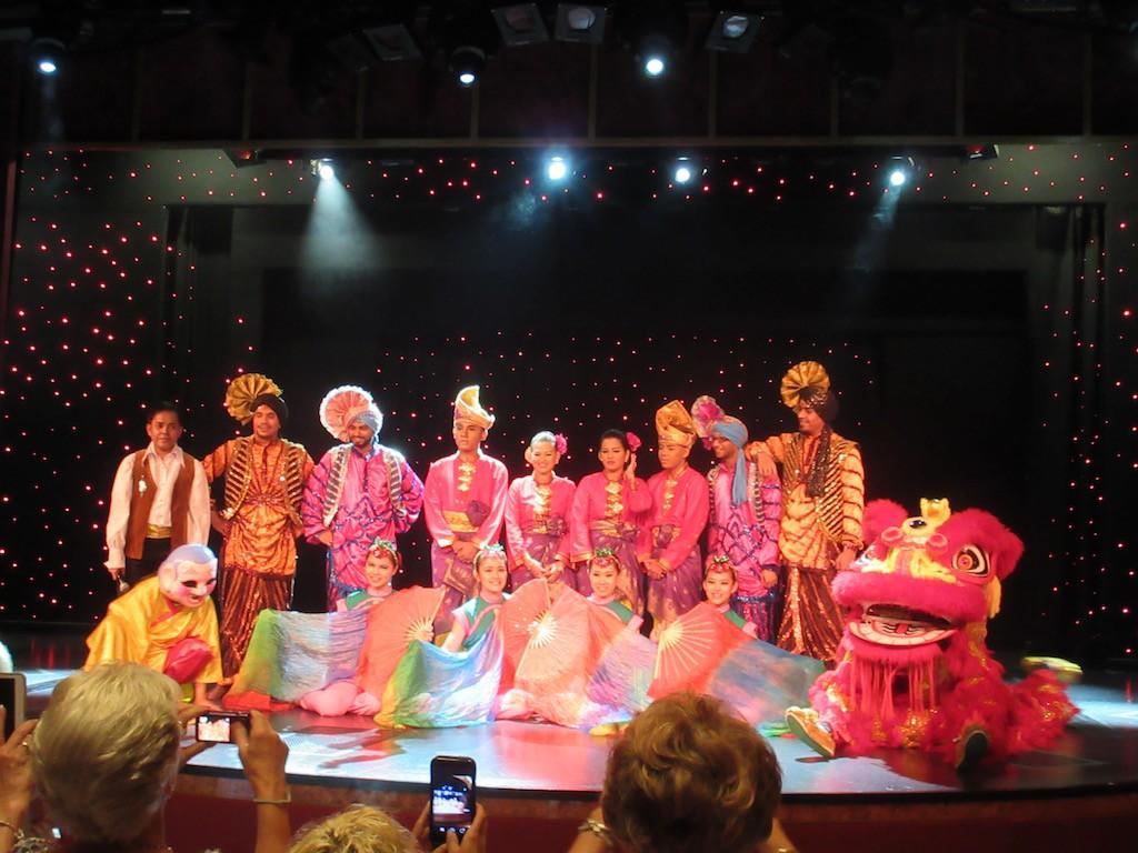 Singapore Folkloric Show
