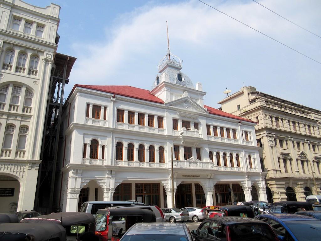 Sri Lanka Architecture