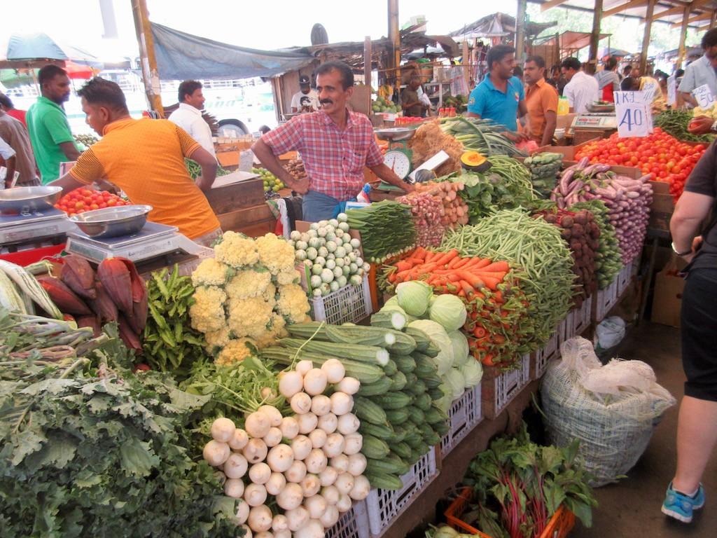 Sri Lanka Market