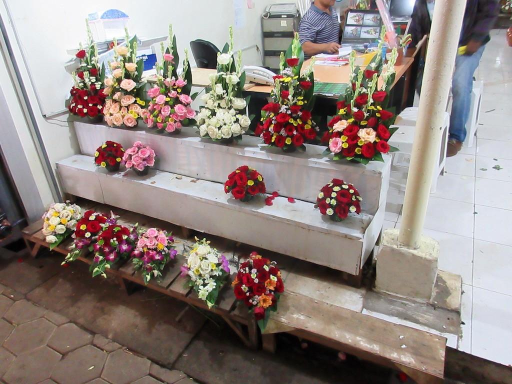 Surabaya Flower Market