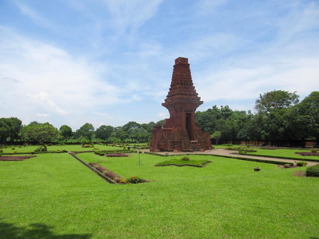 Surabaya Temple Ruins
