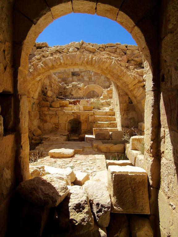 Aqaba, Jordan - Shoubak Castle
