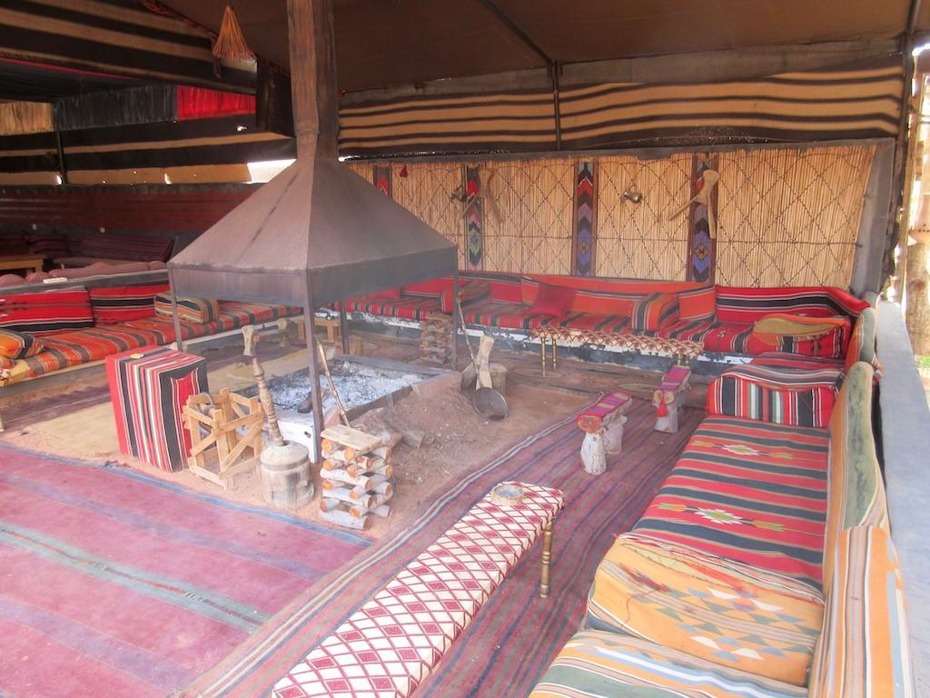 Aqaba, Jordan - Wadi Rum Bedouin Camp