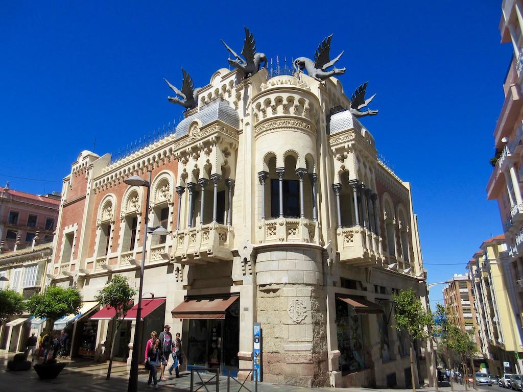 Ceuta Architecture
