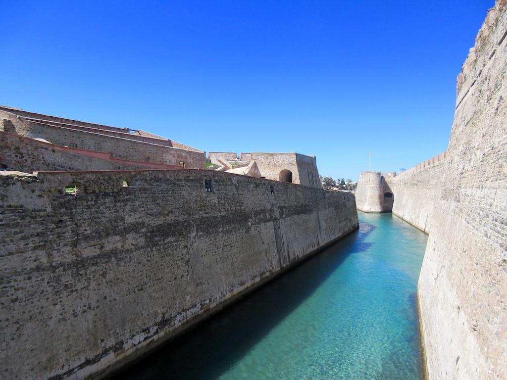 Ceuta Royal Walls