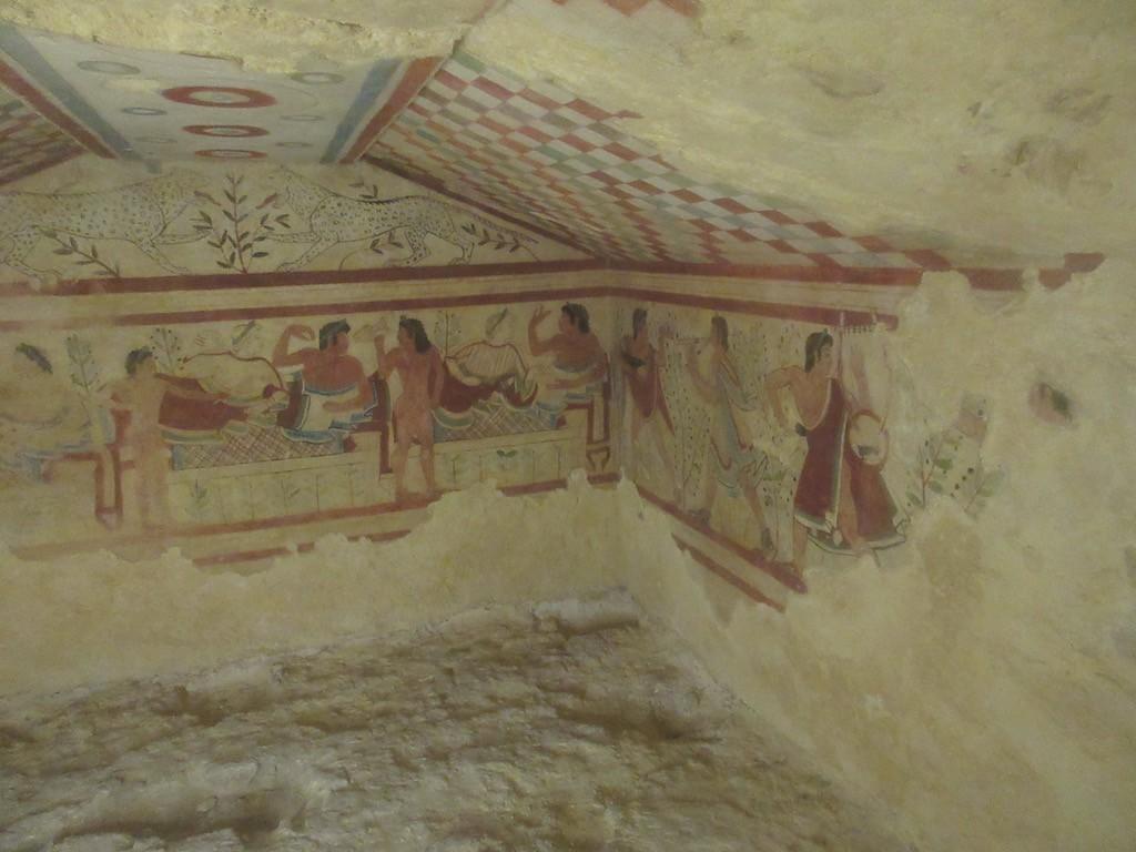Burial Tomb Murals