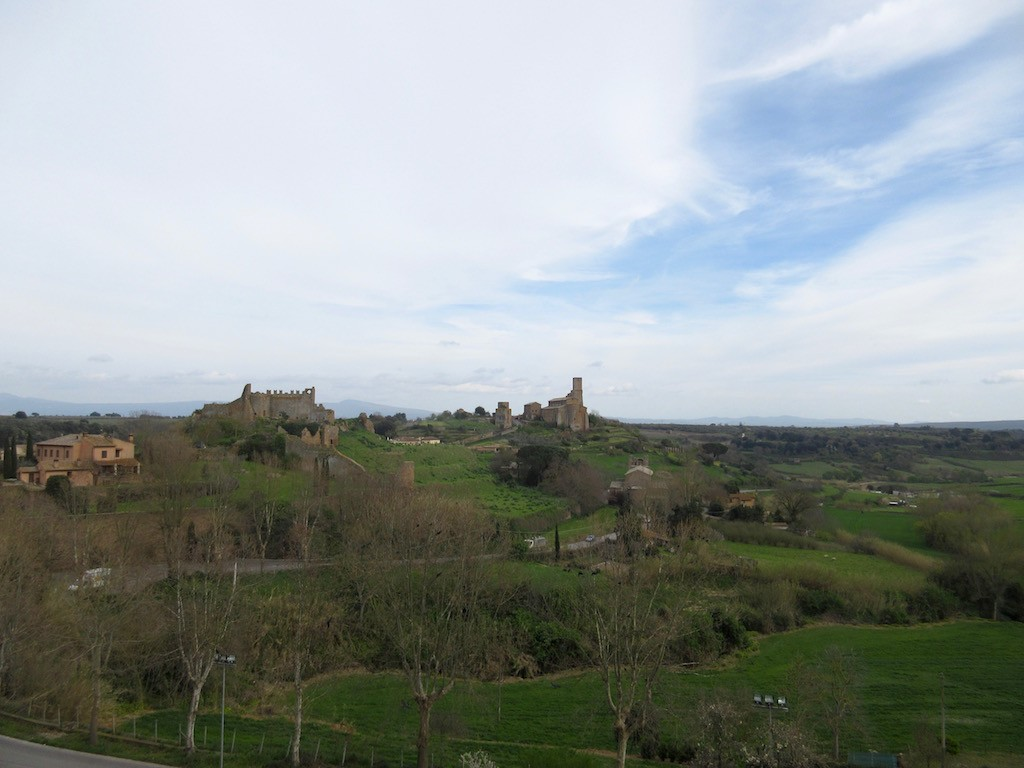 Views of Tuscania